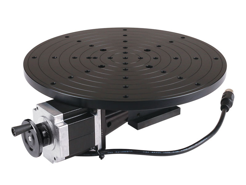 3727 laz 10 diameter 3d laser scanning plate sherline for Cnc rotary table with stepper motor